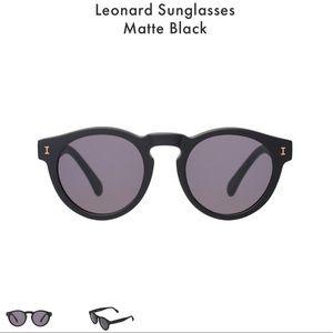Leonard illesteva mirrored sunglasses. Worn once.